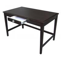 Quality Birch Wood Hotel Writing Desk For Hotel Bedroom , PU Stain Finish for sale