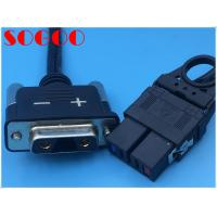 Buy cheap Black Color Telecom Cable Assemblies Connector Cables For Multi Mode Radio from wholesalers