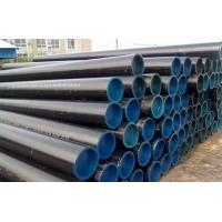 Quality Precision Black Steel Tube , ASTM A106 GR. B Carbon Steel Casing Pipe for sale