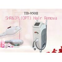 Quality Portable Vertical IPL SHR Hair Removal Machine Depilation Machine Laser for Face and Body for sale