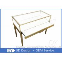 Buy cheap Customized Simple Jewellery Showcase Furniture For Retail Shop from wholesalers