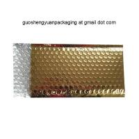 Quality Golden bubble envelope customed bag  in cheap price wholesale in China for sale
