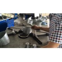 Buy Gore Locker Hydrualic Systerm Double Working Position Elbow Machine at wholesale prices