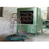 Quality PVC Coated Gabion Mesh Machine , High Speed PVC Coating Line Stable Output for sale