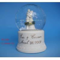 Quality wedding gifts(wedding snow ball ) for sale
