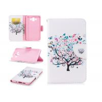 Quality Colorful Tree Pu Leather Phone Case Mixed Color With Multi Function For Huawei for sale