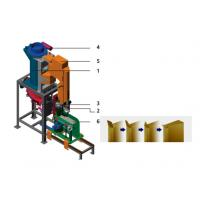 Quality High Accuracy Fertilizer Valve Bag Packing Machine ,  Automatic Filling and Bagging Machine for sale