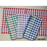 Quality TEA TOWELS DOBBY JACQUARD HW-B001 for sale