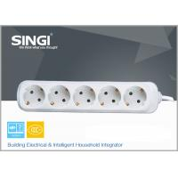 Quality Residential / General-Purpose 5 Outlet Power Strip with 2 years warranty for sale