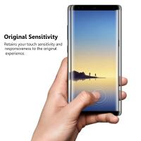 Quality Full Cover Oil Resistant Screen Protector , Galaxy Note 8 Tempered Glass Screen Protector for sale