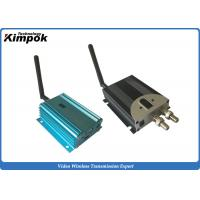 Quality 30km Aerial to ground Wireless Video Sender 2000mW Surveillance Video Camera Transmitter for sale