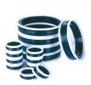 Quality TECNOLAN Rubber Hydraulic Pump Oil Seal / Shaft Seal 20 MPa Pressure Anti High Temp for sale