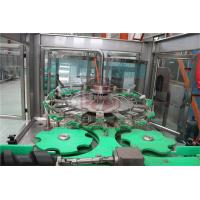 Quality Drink CSD Water Filling Capping And Labeling Package Machine Semi Automatic for sale