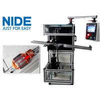 Buy Medium Type Rotor Wedge Inserting Machine Plc Control Customized Color at wholesale prices