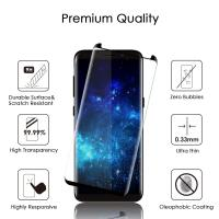 Quality Case Friendly Scratch Resistant Screen Protector , Clear Privacy Screen Protector for sale