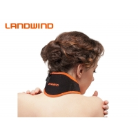 Quality Black Muscle Pain Relief Far Infrared Neck Heating Pad for sale