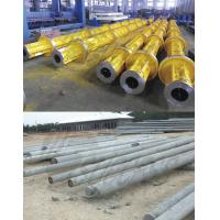 Quality 12m Electronic Precast Concrete Electric Pole Mould for Making Reinforced for sale
