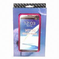 Quality Aluminum Case for Samsung Galaxy Note2 N7100, Fashionable Design, Lightweight and Tough Protection for sale
