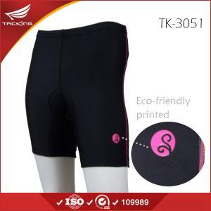 2015 breathable short cycling pants women