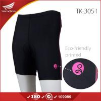 Buy 2015 breathable short cycling pants women at wholesale prices