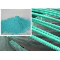 Quality Metallic Green Rebar Epoxy Coating Penetration Resistance Less Funnelled for sale