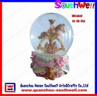 Quality Polyresin music box for sale