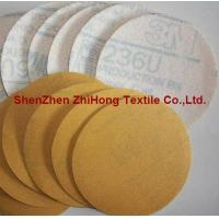 Quality Top quality coating hook loop sandpaper polishing disks kit for sale