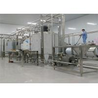 Buy cheap Automatic Drinking Fresh Fruit Yoghurt / Flavoured Drinking Yogurt Production Line from wholesalers