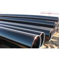 Quality API Q345A / B / C / D / E LSAW Steel Pipe Hot Rolled Thickness 6mm - 25mm for sale