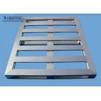Quality Pallet Aluminum Extrusion Shapes Lightweight With Anodized Surface for sale