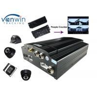 Buy Linux Vehicle Mobile DVR Wireless Tally Passenger Counter System WIFI GPS 3G Passenger at wholesale prices