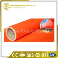 Buy cheap Vinyl Coated Fabric High Strength Truck Cover from wholesalers