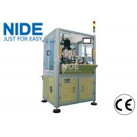 Quality NIDE BLDC motor stator automatic needle winding Machine for fan motor for sale