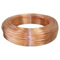 China Copper Capillary Tube Refrigeration Copper Pipe in Pancake For All Sizes on sale