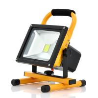 China Portable emergency rechargeable led flood light for homes on sale