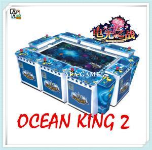 Quality 8P ocean king 2 huge jellyfish original IGS game kit fishing game machine for sale