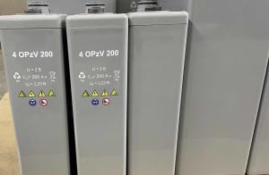 Quality 4V 200Ah Valve Regulated Lead Acid Opzv Gel Battery F12 Terminal for sale