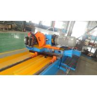Quality Portable Shop Metal Working Pipe Cold Cutting Machine Blue Color for sale