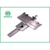 China 3 Flat Shank TCT Hole Saw Cutter For Stainless Steel Plate 25 Mm Cutting Depth on sale