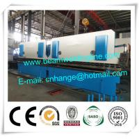 China WC67Y Hydraulic Press Brake Plate Bending Machine For Sheet , Hydraulic Bending on sale