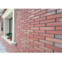 Quality Outdoor Fake Brick Wall Covering for sale