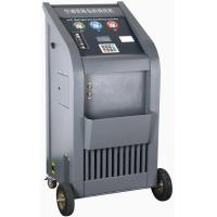 Full Automatic Car Ac Refrigerant Recovery Machine With Cleaning And Flushing