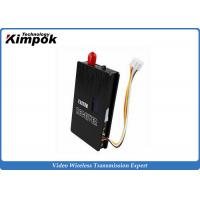 Buy 5.8Ghz 600mW Analog Video Transmitter , 9 Channels Wireless CCTV Transmission 800-1000m Range at wholesale prices