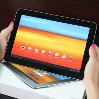 Quality Touch Screen 10 Inch Capacitive Tablet PC Wifi Hdmi Dual Core 1gb 8gb Android 2.3 Long Time Battery Life for sale