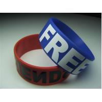 """Quality 1"""" silicone bracelets for sale"""