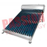 Buy cheap Vacuum Tube Solar Hot Water Heater from wholesalers