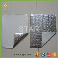 Buy cheap Bubble aluminum foil insulation blanket from wholesalers