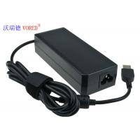 Quality RoHS Lenovo Laptop Power Adapter PC ABS Material OVP / OCP Protection for sale