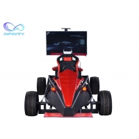Quality 9d Motion F1 Racing Car for sale
