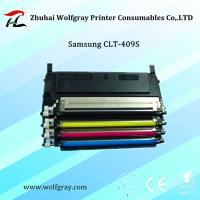 Quality Compatible for Samsung CLT-409S toner cartridge for sale